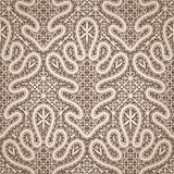 Old lace pattern Royalty Free Stock Photo
