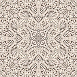 Old lace pattern Royalty Free Stock Image