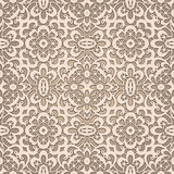 Old lace pattern. Old lace, vintage seamless pattern Royalty Free Stock Photography