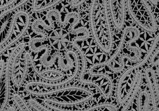 Old lace texture Royalty Free Stock Image