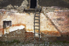Old ladder Stock Photography