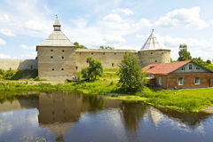 Old Ladoga, Russia Royalty Free Stock Photography