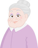 Old lady Royalty Free Stock Photo
