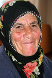 Old lady portrait Royalty Free Stock Image