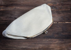 Old lady's bag Royalty Free Stock Image