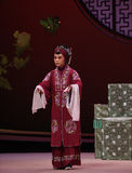 "Old lady's decision-Kunqu Opera ""the West Chamber"" Stock Photography"