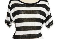 Old lady shirt Stock Image