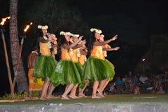 Old Lahaina Luau Stock Photo