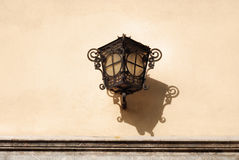Old lamp Royalty Free Stock Images