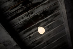 Old lamp. Stock Photos