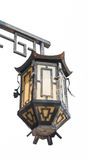 Old lamp. Chinese vintage style stock photo