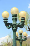 Old Lamp Post. Royalty Free Stock Image
