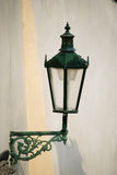 Old lamp in Prague Stock Images