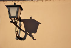 Old lamp Stock Images
