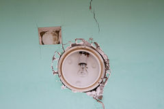 Old lamp Royalty Free Stock Image