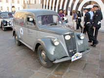 Old Lancia car Stock Images