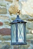 Old lantern Stock Image