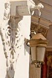 Old lantern Royalty Free Stock Photography