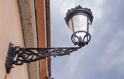 Old lantern stock photography
