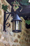 The old lantern Stock Images