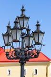 Old lantern of Estonia Royalty Free Stock Photo