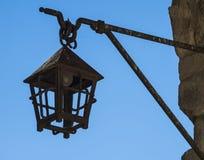 Old lantern Stock Image