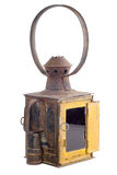 Old lantern off Royalty Free Stock Photos