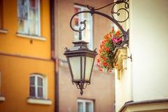Old lantern Royalty Free Stock Photos