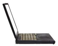 Old laptopold Stock Photo