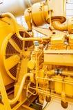 Old Large Engine Royalty Free Stock Photo