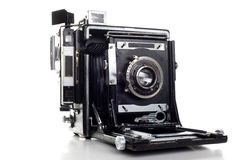 Old large format Press camera Stock Images
