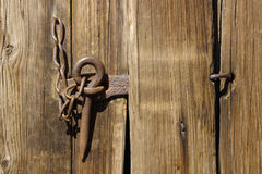 Old Latch Stock Photos