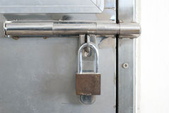 old latch Stock Photography
