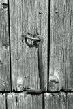 Old latch Stock Image