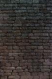 Old laterite wall. Royalty Free Stock Photos