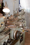 Old lathe. Stock Images
