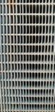Lattice. Old lattice, lattice texture, radiator from the truck royalty free stock photos