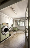 Old laundry Royalty Free Stock Photos