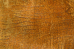 Old leather background. Old, worn, aged leather textured background Royalty Free Stock Images