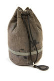 Old leather bag Royalty Free Stock Photo