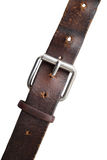 Old Leather Belt Stock Images