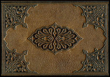 Old Leather Bible Royalty Free Stock Photo