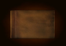 Old leather book Royalty Free Stock Images
