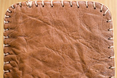 Old leather Stock Photos