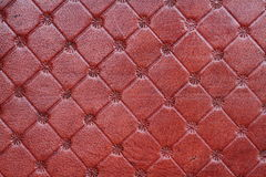 Old leather texture. High resolution macro picture of leather texture from an old book cover Stock Photos