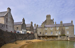 Old Lerwick Stock Photography