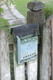 Old letter box Royalty Free Stock Photos
