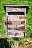 Old letterbox Stock Image