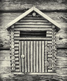 Old letterbox Royalty Free Stock Image