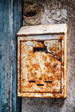 Old letterbox Royalty Free Stock Photography